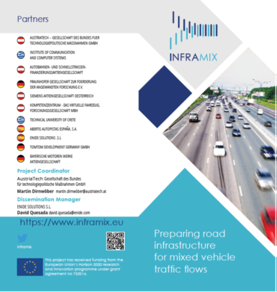 INFRAMIX leaflet