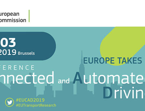 Visit INFRAMIX at stand 8 in EUCAD 2019 conference